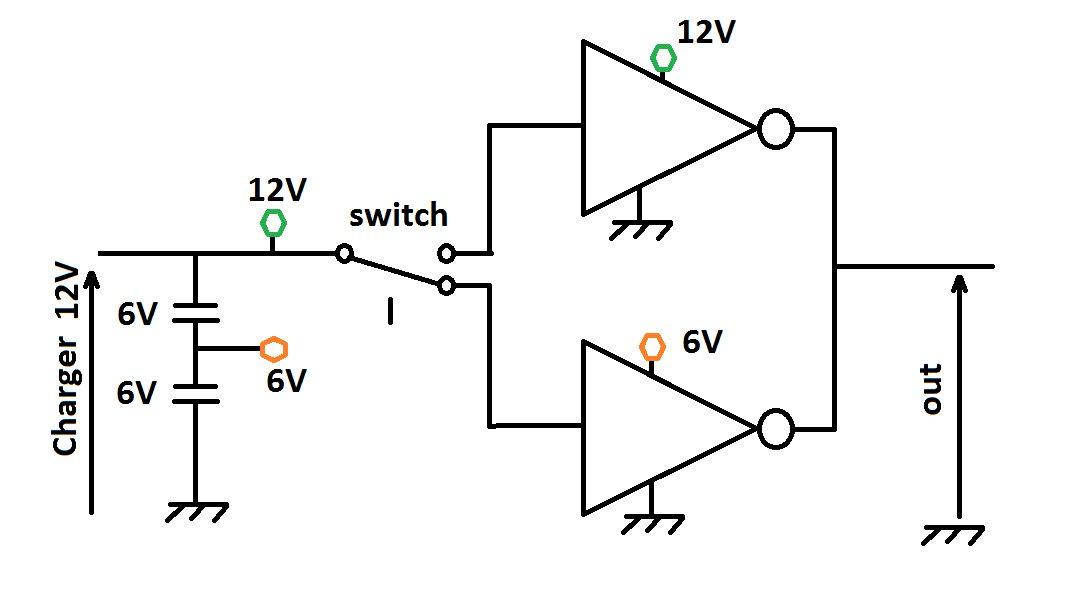 voltage switcher
